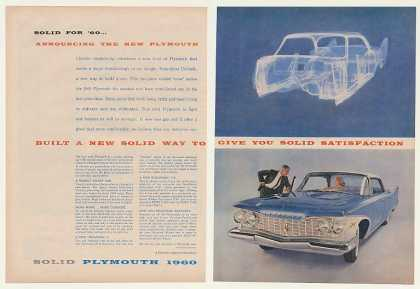 Plymouth Fury Built Solid (1960)
