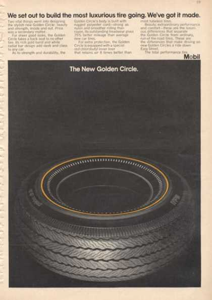 Mobil Golden Circle Tire (1966)