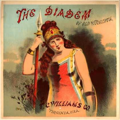 T. C. William's Tobacco – The Diadem