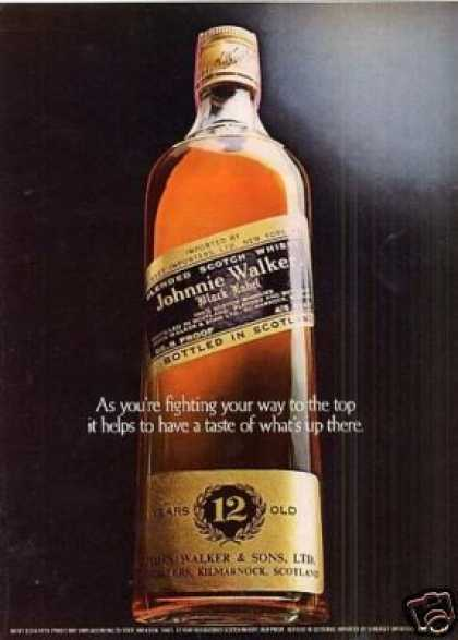 Johnnie Walker Scotch Whisky (1973)