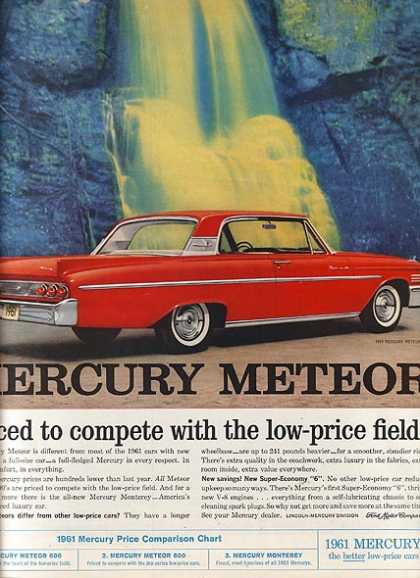 Ford's Mercury (1961)