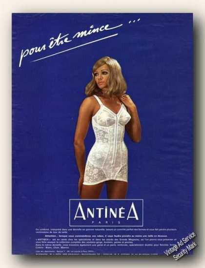 Antinea Paris Foundations French Language (1972)