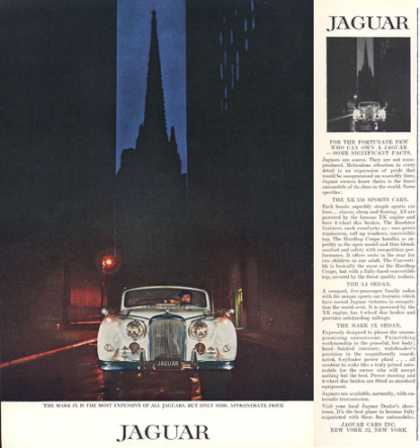 Rare Jaguar Mark Ix Sedan (1960)