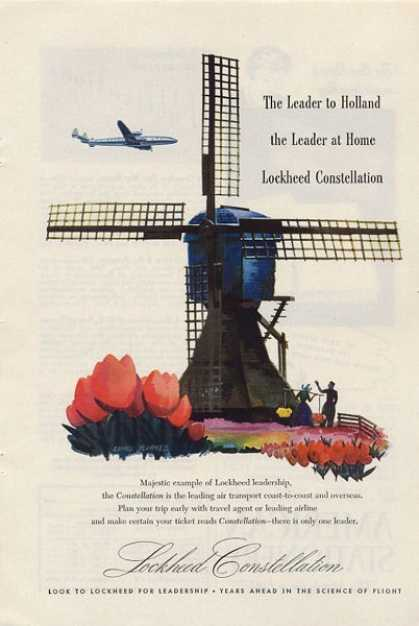 Lockheed Constellation Windmill T (1949)
