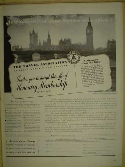 The Travel Association of Great Britain and Ireland (1946)