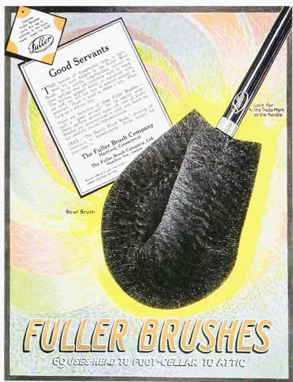 Fuller Brushes