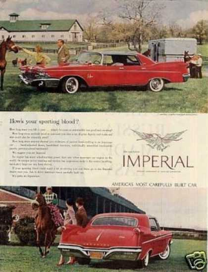 Chrysler Imperial Lebaron Southampton Car (1960)