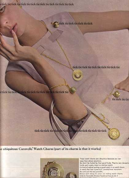 Caravelle's Watch Charms (1964)