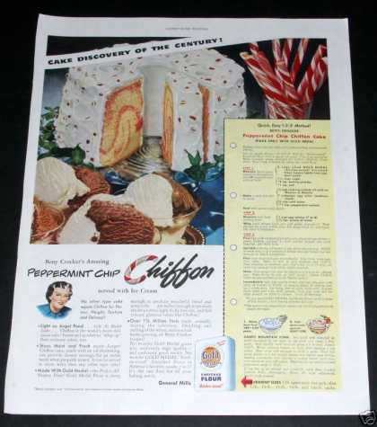 Gold Medal Enriched Flour (1949)
