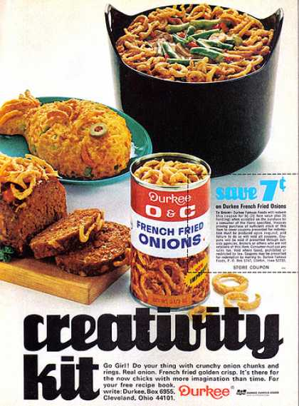 Vintage Food Advertisements Of The 1960s Page 13