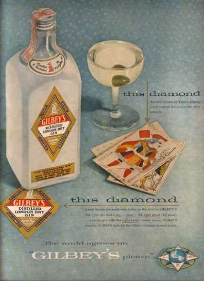 Gilbey's (1955)