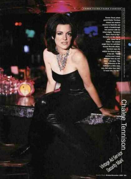 Chalee Tennison Photo Country Music Fashion (1999)