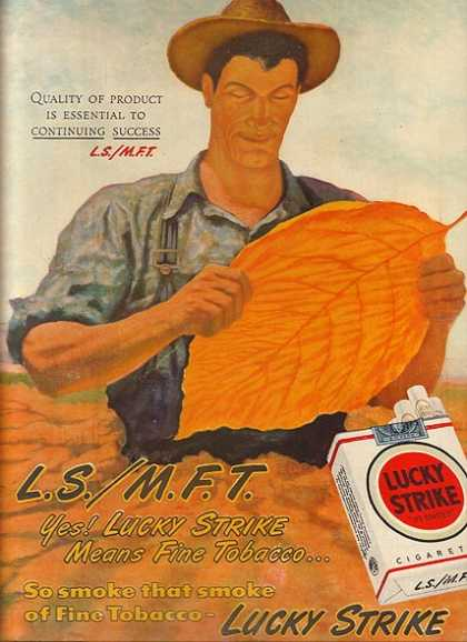Lucky Strike (1946)