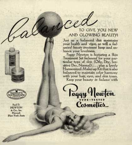 Paul D. Newton & Co.'s Various – balanced (1944)
