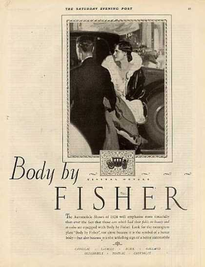 Body By Fisher (1927)