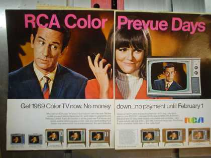 RCA color preview days. Get Smart Maxwell Smart (1968)
