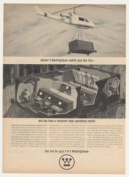 Westinghouse Mobile Radar Operations Center (1964)