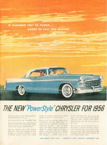 Chrysler Windsor Newport (1956)