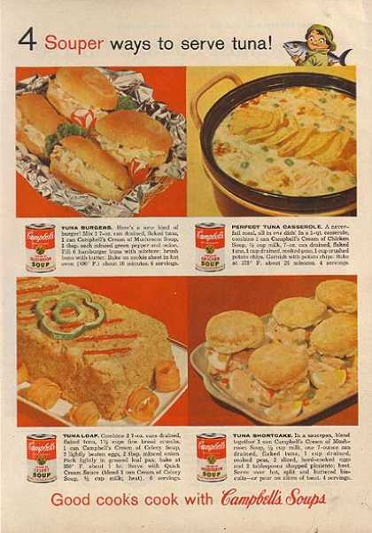Campbell's Soups (1959)