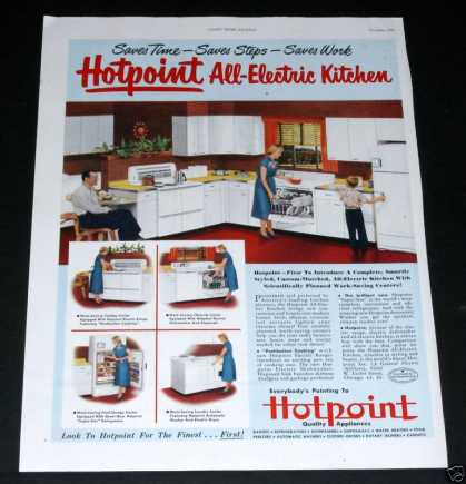 Hotpoint, All-electr (1950)