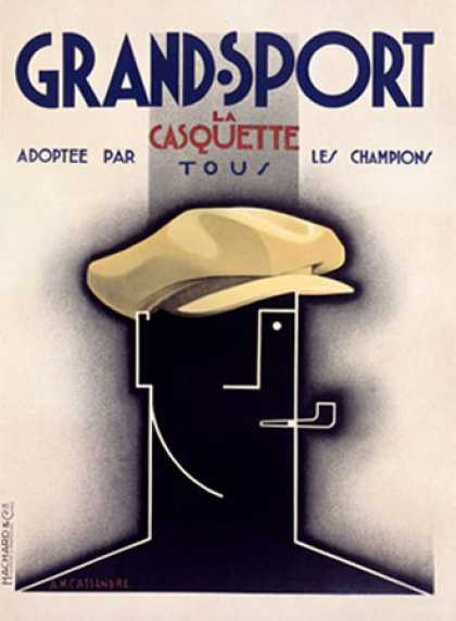 Grand-Sport &#8211; Adolphe Mouron Cassandre (1931)