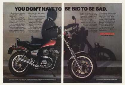 Honda Shadow 500 Motorcycle (1983)