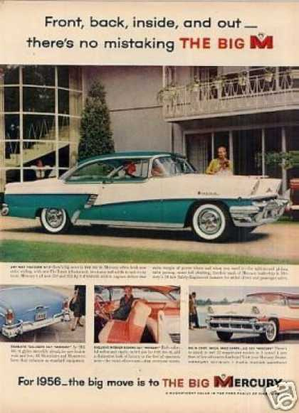Mercury Car (1956)