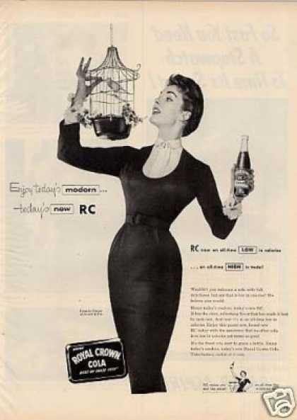 Royal Crown Cola (1954)