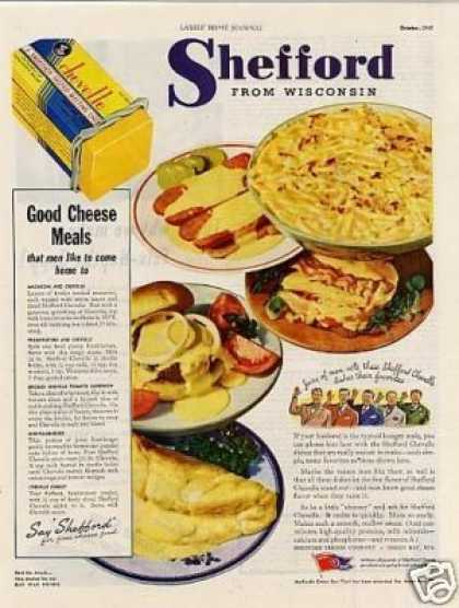 Shefford Cheese (1943)