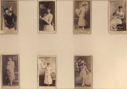 W. Duke Sons & Co.'s Duke's Cameo Cigarettes – Actors/Actresses – Image 11