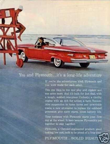 Plymouth Car (1961)