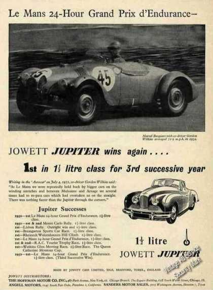 Jowett Jupiter Le Mans Grand Prix Car (1952)