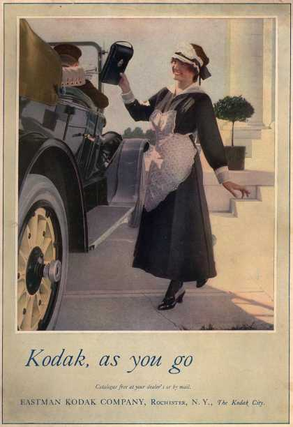 Kodak – Kodak, as you go (1917)