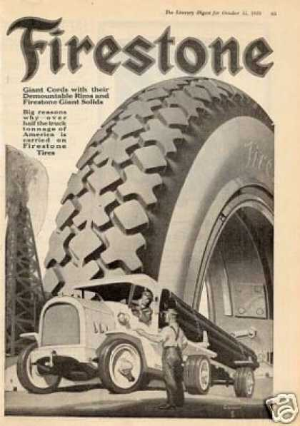 Firestone Tires (1919)