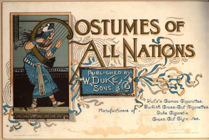 W. Duke Sons & Co. – Costumes of All Nations – Image 24 (1888)