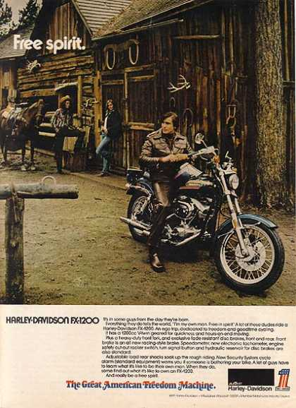 Harley-Davidson (1974)