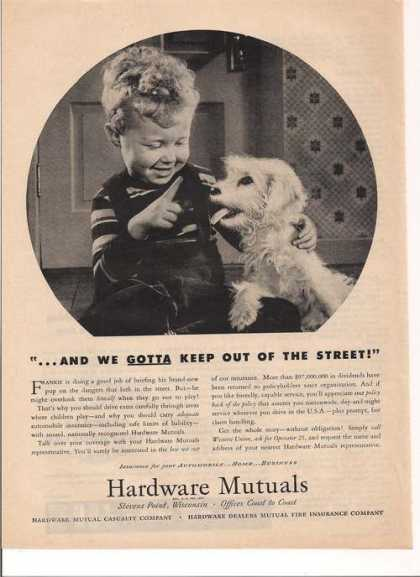 Hardware Mutuals Insurance Co (1951)