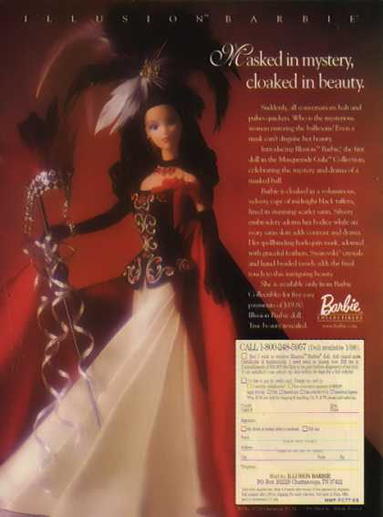 Barbie Doll – Illusion Barbie (1998)