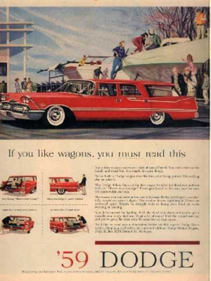 Chrysler&#8217;s Dodge (1959)