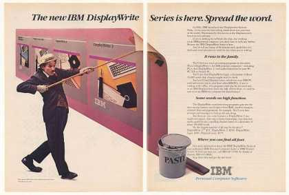 IBM DisplayWrite Series Little Tramp (1984)