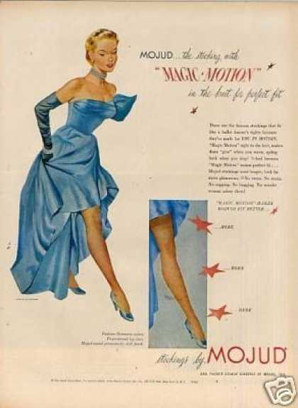Mojud Stockings (1951)