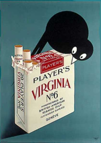 Players Virginia nº 6 (1948)