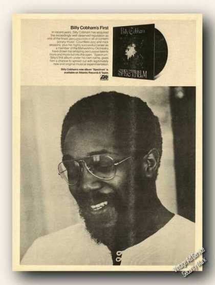 Billy Cobham Photo Album Promo (1973)