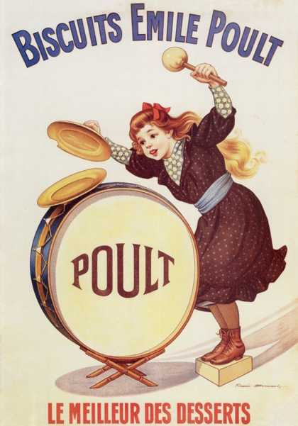Biscuits Emile Poult