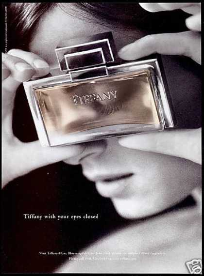 Tiffany & Co Perfume Bottle Photo (2000)