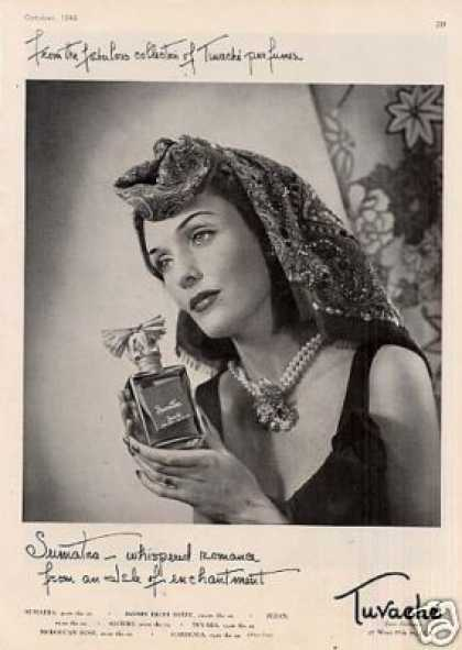 Tuvache Sumatra Perfume (1946)