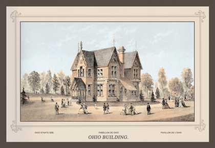 Ohio Building, Centennial International Exhibition (1876)