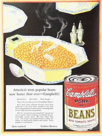Campbell Pork and Beans