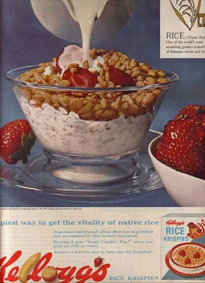 Kellogg's Rice Krispies (1962)