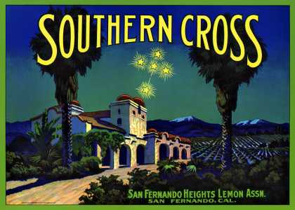 Southern Cross Lemons, c. s (1930)